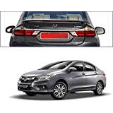 Auto Pearl - Premium Quality OE Type Car Spoiler For - Honda City 2017 ( Modern Steel Metallic )