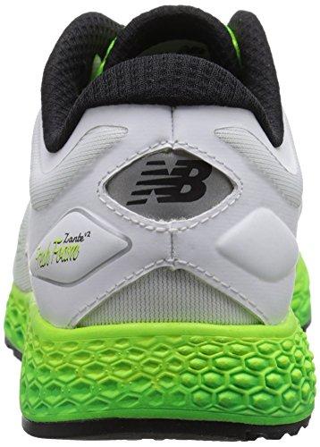New Balance Frsh Fm Zantv2 Br - Zapatillas de running Hombre Bianco (White (HT2 White))