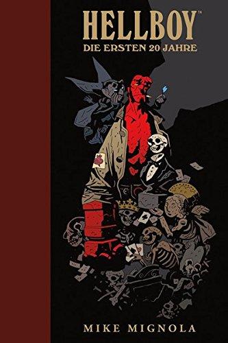 Hellboy – Die ersten 20 Jahre - Artbook