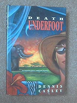 book cover of Death Underfoot