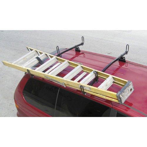 [Vantech Universal Aluminum M3000 Ladder roof van rack w/ 60