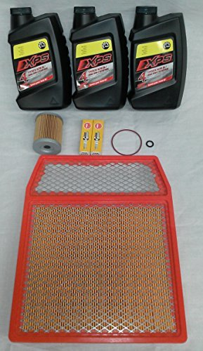 Can-Am BRP Commander 800 1000 Oil Change Service Kit 2011 2012 2013 2014 2015 by Can-Am