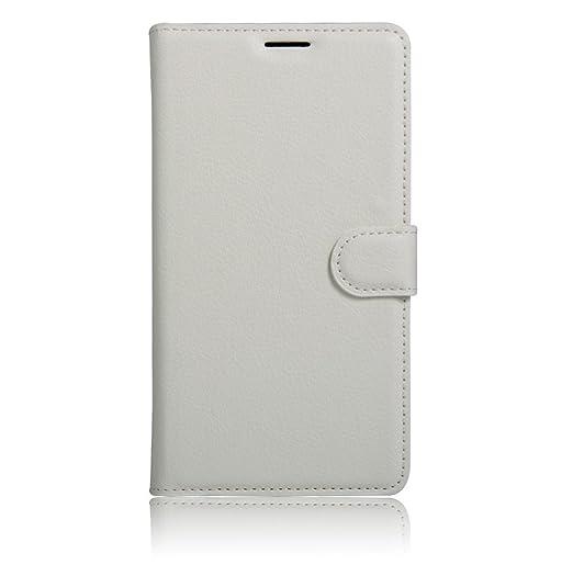 Amazon.com: BQ Aquaris X5 Plus Case,Manyip PU Leather Stand ...
