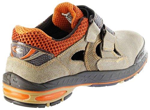 sécurité Cofra 001 Taille W41 19080 P S1 Chaussures 41 Shutout Gris SRC de qBq65nax
