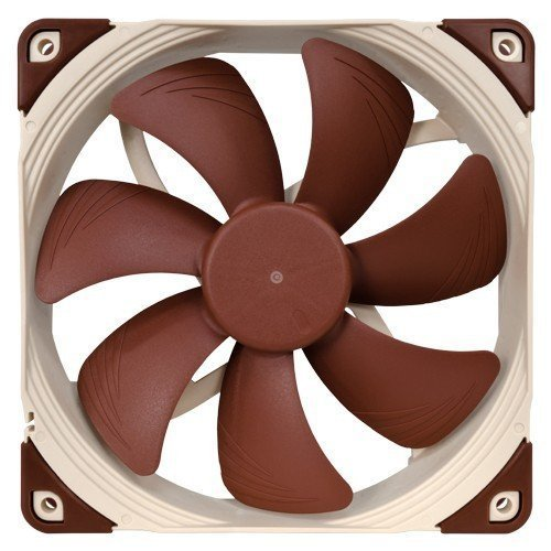 Noctua NF-A14 PWM 82.5 CFM 140 mm Fan