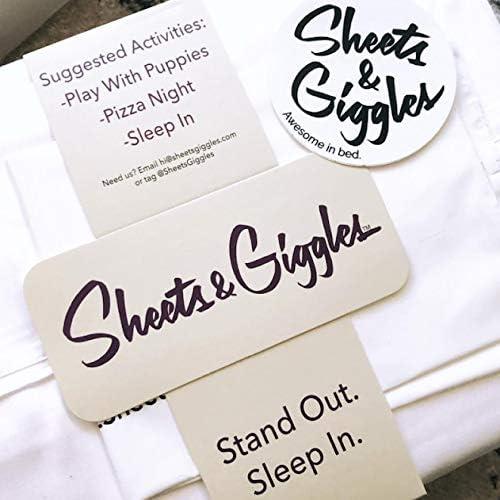 Sheets  Giggles 100 Eucalyptus Lyocell Sheet Set Versus Cotton or Bamboo Our Eucalyptus Sheets are