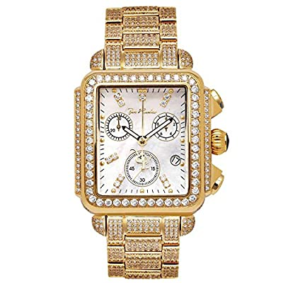 Joe Rodeo Diamond Ladies Watch - MADISON gold 10.25 ctw from Joe Rodeo