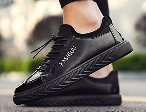 GNEDIAE GNEDIAE Noir Hommes Chaussures Hommes K266 Plates Décontractées Chaussures ZHxqdxBw5