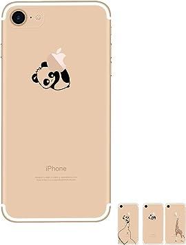 coque iphone 7 transparent fille