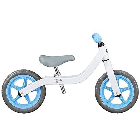Bicicleta De Entrenamiento, Asiento Ajustable Para Correr En Bicicleta, Bicicleta De Equilibrio Para Niños