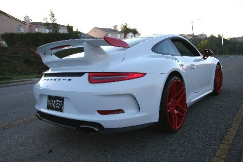 Amazon.com: Porsche 991 GT3 Body Kit for Porsche 991 Carrera Models: Automotive