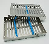 Heightened Autoclavable Instrument Cassette Tray