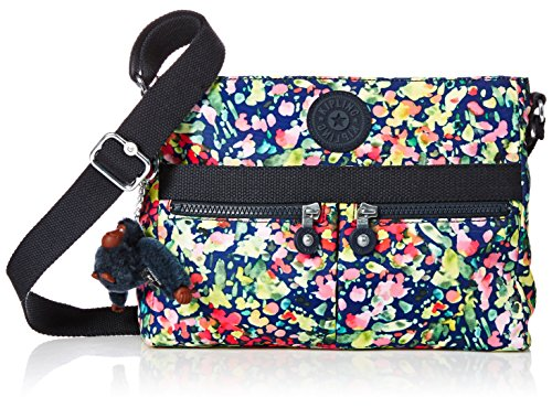 Convertible Cross Body Bag - Kipling Women's Angie Sweet Bouquet Convertible Crossbody Bag