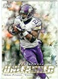 Adrian Peterson football card (Minnesota Vikings All Pro) 2014 Topps #GUAP Greatness Unleashed