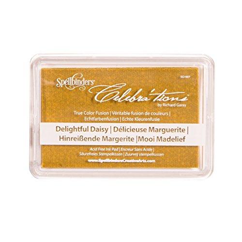 (Spellbinders SCI-007 Celebrations Delightful Daisy Stamping/Craft Ink)