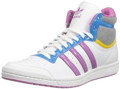 buy popular 6ddbd 1bc90 Adidas Originals – Fashion – Top Ten Hi Sleek Wn Mode – White, women s,