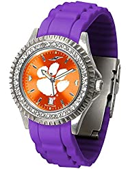 Clemson Tigers Sparkle Womens Watch