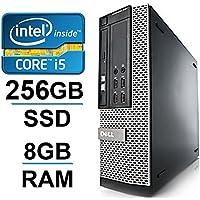Dell OptiPlex 7010 Desktop - Intel Core i5-3570 3.4GHz, 8GB RAM DDR3, *NEW* 1TB HDD with 2 Year Warranty on HDD, Windows 7 Pro 64-Bit, WiFi - REFURBISHED