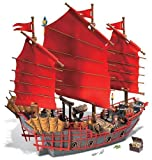 Mega Bloks Pirates of the Caribbean 3 Deluxe Ship: Empress by Mega Bloks