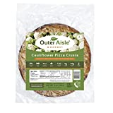 Delicious pizza crust made from fresh cauliflower, parmesan cheese, eggs, basil, oregano, garlic and nutritional yeast. Naturally gluten-free, low carb, low calorie, no flour, no nuts and no soy. No artificial ingredients. 2 servings of vegetables in...