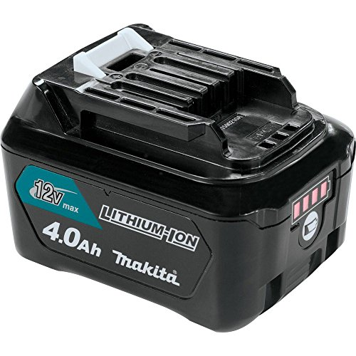 Makita BL1041B CXT Lithium-Ion Battery, 12V/4.0 Ah (12v Makita Battery)