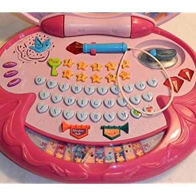 Vtech - Disney Princess - Magic Wand Laptop: Everything Else