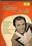 Rossini, Gioacchino - Der Barbier von Sevilla