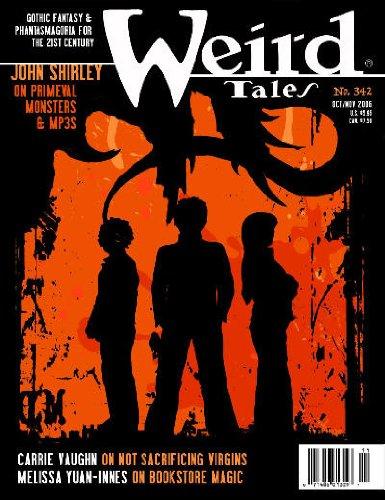 Weird Tales, October-November 2006 (Vol. 61, No. 6 [Whole No. -