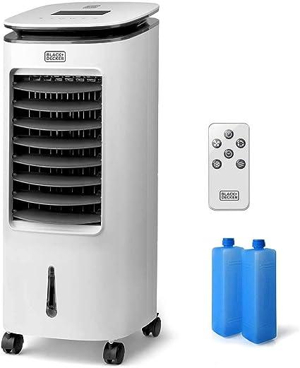 Black+Decker – BXAC7E Ventilador Humidificador y Purificador ...