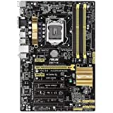 Asus Z87-K Mainboard Sockel 1150 (ATX, Intel Z87, 4x DDR3 Speicher, PCIe, D-Sub, DVI, HDMI)