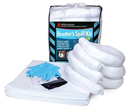 Buffalo Industries (92003) Boater's Spill Kit