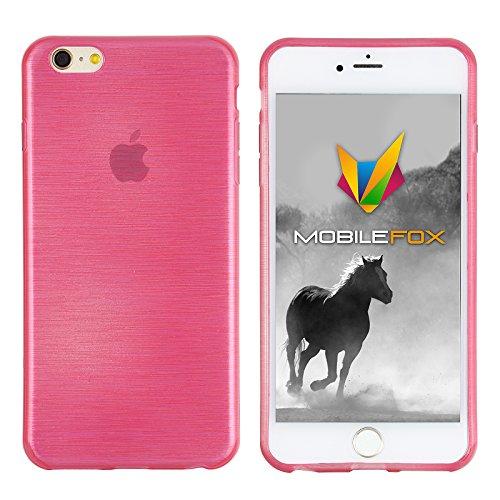 Mobilefox Paul Schutzhülle Soft Case Apple iPhone 6/6S Plus Pink
