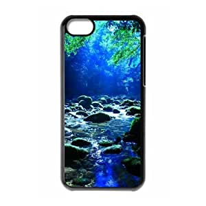 Nature Use Your Own Image Phone Case for Iphone 5C,customized case cover ygtg-316044