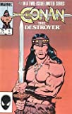 Conan the Destroyer, Edition# 1