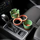SaveStore Car-Styling Car Organizer Auto Sunglasses Drink Cup Holder Car Phone Holder for Coins Keys Phone Stand Interior Accessories