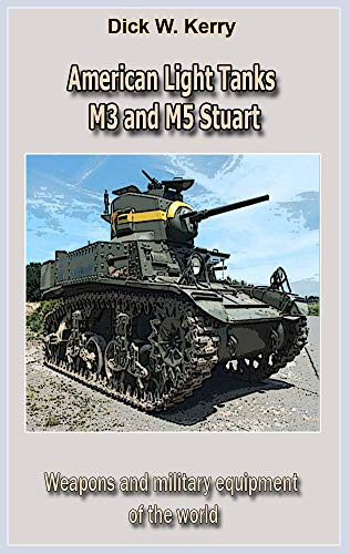 Used, American Light Tanks M3 and M5 Stuart  (Revised edition): for sale  Delivered anywhere in USA