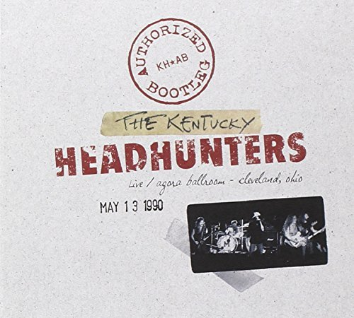 Price comparison product image Authorized Bootleg: Live - Aqara Ballroom May 13 by The Kentucky Headhunters (2009-09-22)
