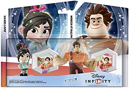 Disney Infinity Wreck It Ralph Toy Box Pack by By          Disney Infinity