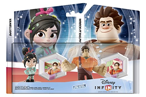 Disney INFINITY Wreck-It-Ralph Toy Box - Outlet Ralph