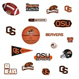 Best RoomMates Vinyl USA Boy Gifts - ROOMMATES RMK1704SCS Oregon State Peel and Stick Wall Review