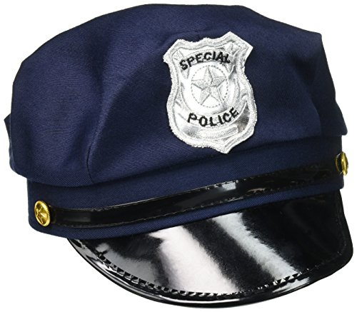 Police Costumes Hat (Beistle 60625 Police Hat)
