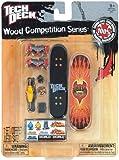 Tech Deck 6014502 - Monopatín de madera en miniatura (surtido)