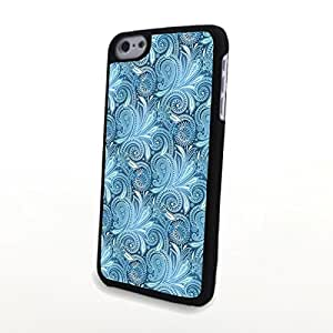 Generic PC Phone Cases Colorful Cute Flowery Flowers Matte Pattern fit for Fresh Beautiful iPhone 5C Case