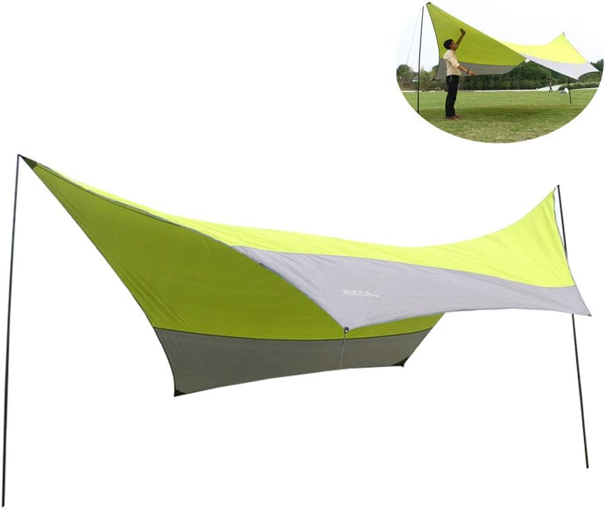 IMON LL Jardín Canopy Outdoor Camping Pergola Adecuado para ...