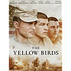 The Yellow Birds arrives on Blu-ray, DVD, and Digital August 14 from Lionsgate