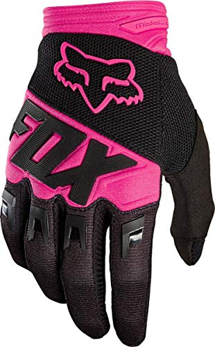 Fox Racing 2018 Dirtpaw Race Gloves-Black/Pink-XL