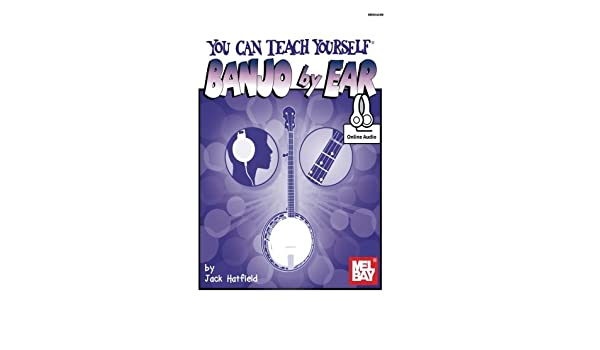 """/""""YOU CAN TEACH YOURSELF BANJO/"""" MUSIC BOOK//ONLINE AUDIO /& VIDEO-BRAND NEW ON SALE"""