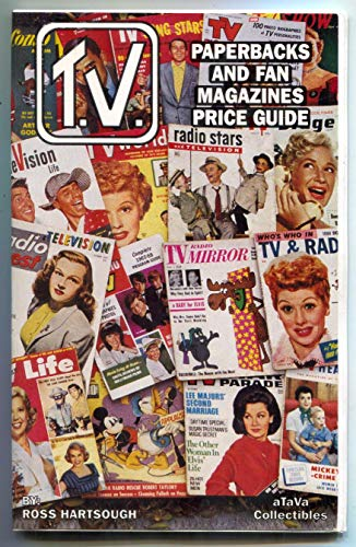 TV Paperback Book and Fan Magazines Price Guide 1995