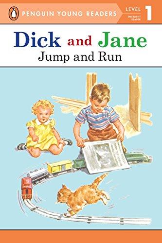 F.r.e.e Jump and Run (Read With Dick and Jane) [K.I.N.D.L.E]
