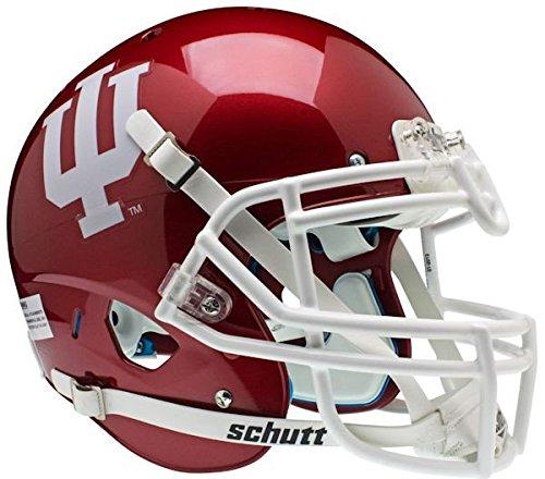 Schutt NCAA Indiana Hoosiers Authentic XP Full Size Helmet